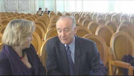 Родион Щедрин о Московской консерватории