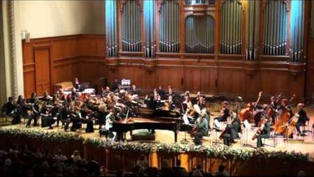 Camille Saint-Saens. Piano Concerto No.2, Op. 22