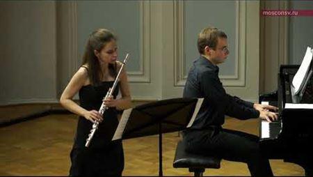Иван Шмарыгин. Соната для флейты и фортепиано до-диез минор. II. Adagio