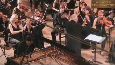 С. Рахманинов - «Рапсодия на тему Паганини» для фортепиано с оркестром, соч. 43.