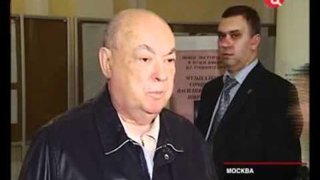 Vladimir Resin, Deputy Mayor of Moscow, Has Inspected the Moscow Conservatory Reconstruction