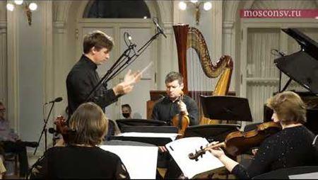 Alexander Vustin (1943–2020). <i>Post Scriptum</i> for ensemble (2019). World premiere