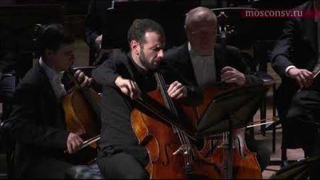 Mechislav Weinberg. Cello concerto (1945-48) op. 43. III. Allegro