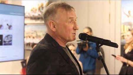 Творческий вечер Владимира Чикина — автора проекта «Балет и Город»