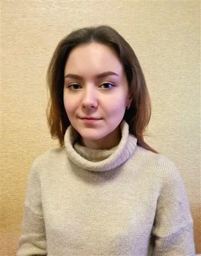 Рожкова<br /> Кристина Михайловна