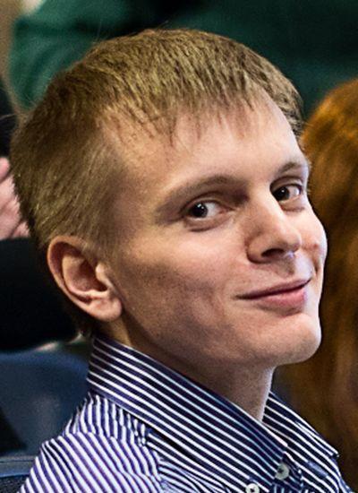Бушинский<br /> Антон Сергеевич