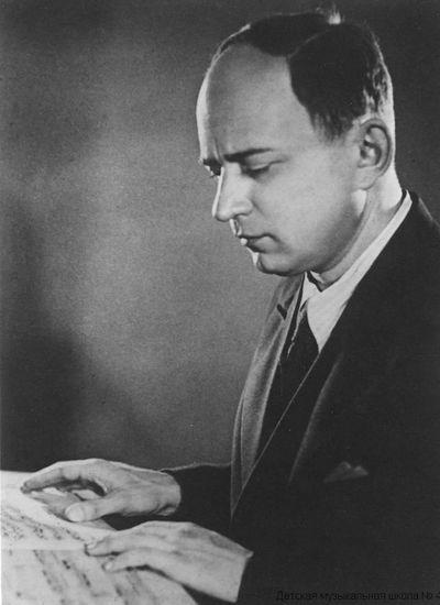 Шебалин<br /> Виссарион Яковлевич