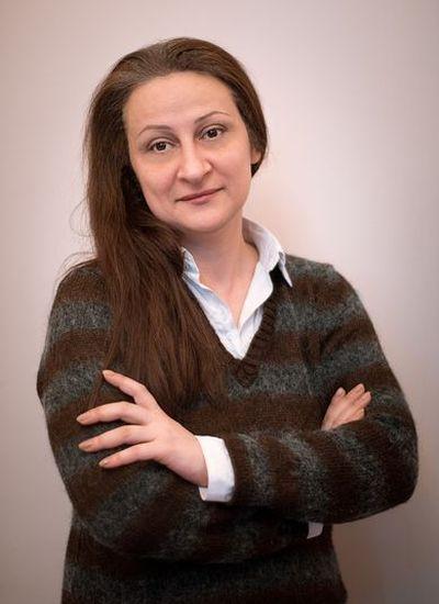 Крмоян<br /> Алла Вегеньевна