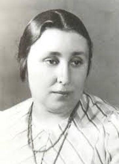 Ливанова (Ферман)<br /> Тамара Николаевна
