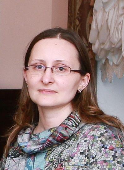 Ларина<br /> Екатерина Андреевна