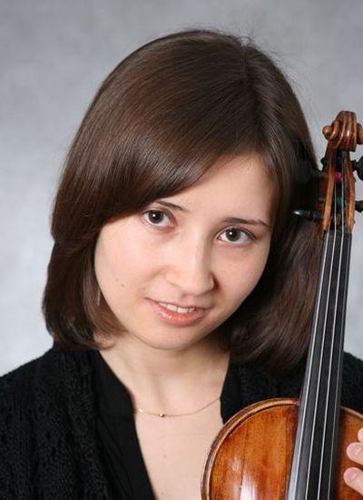 Рахимова<br /> Екатерина Анваровна