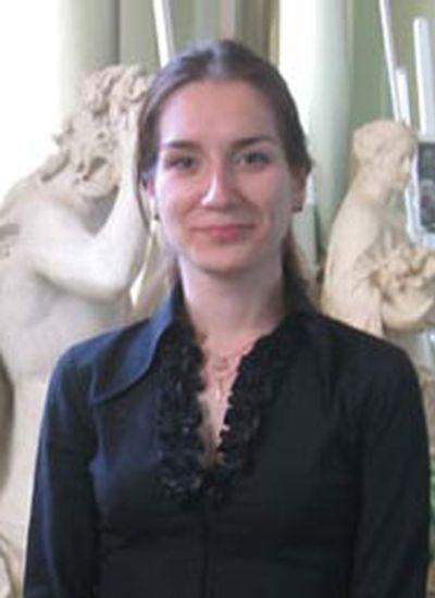 Борискова (Акимова)<br /> Анастасия