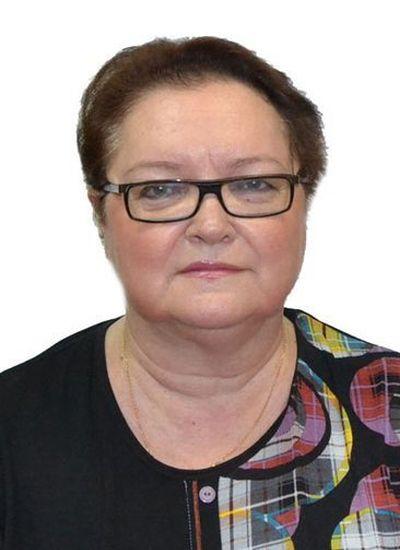 Амрахова<br /> Анна Амраховна
