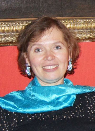 Tatyana<br /> Balashova