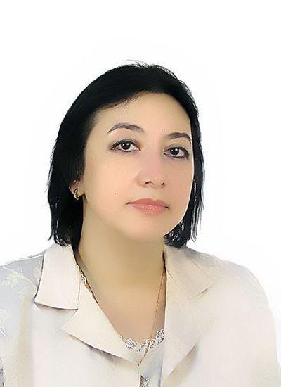 Джуманова<br /> Лола Рауфовна