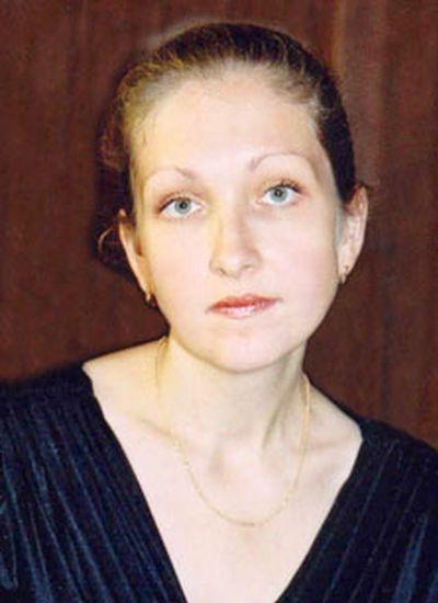 Груцынова<br /> Анна Петровна