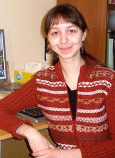 Любимова<br /> Виктория Ильинична