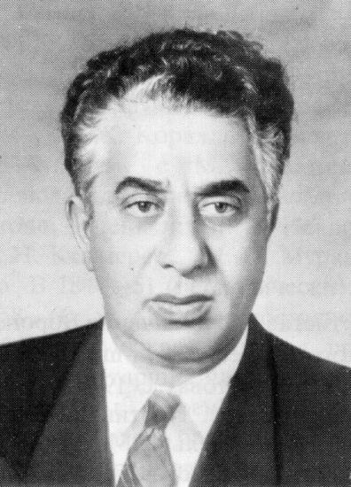 Хачатурян<br /> Арам Ильич