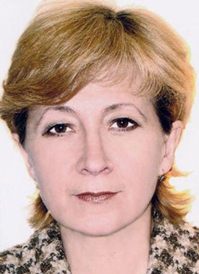 Куликова<br /> Ирина Вячеславовна