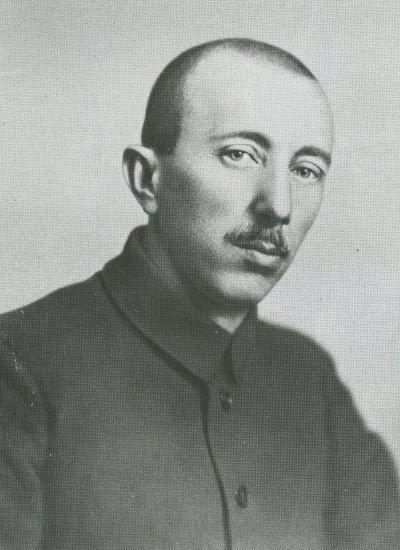 Ламм<br /> Павел Александрович