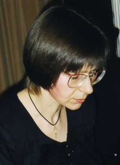 Месснер<br /> Екатерина Павловна