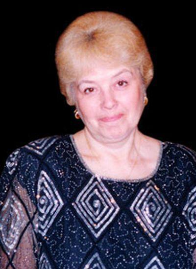 Чичельницкая (Натансон)<br /> Елена Владимировна