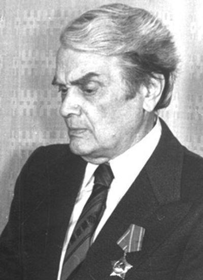 Натансон<br /> Владимир Александрович