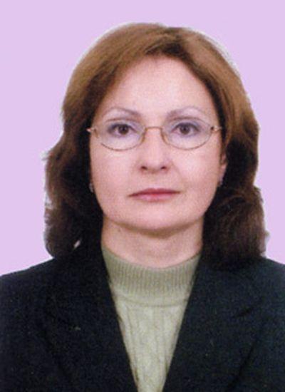 Нефёдова<br /> Нина Рубеновна