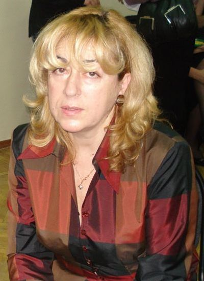 Оганезова<br /> Тамара Дмитриевна