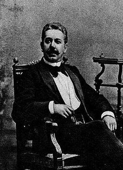 Пабст<br /> Павел Августович