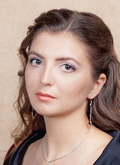 Полторацкая<br /> Ольга Викторовна