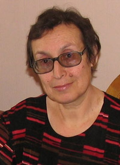 Рассина<br /> Эмма Борисовна