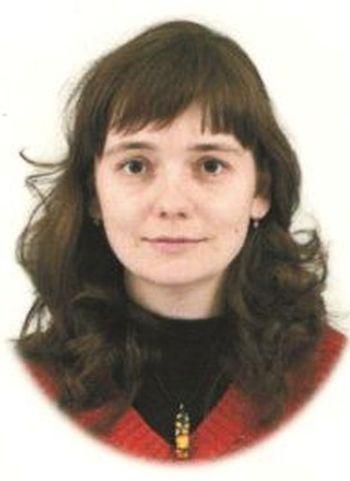 Сальм<br /> Алина Альбертовна