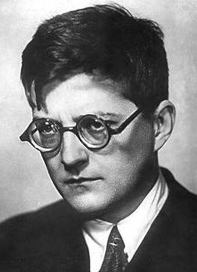 Шостакович<br /> Дмитрий Дмитриевич