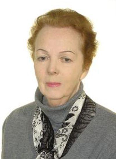 Соколова<br /> Елена Михайловна
