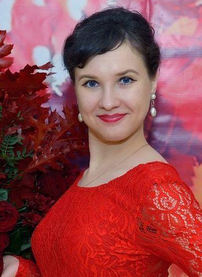 Ординарцева<br /> Ольга Сергеевна