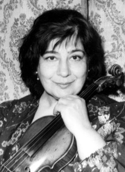 Яшвили<br /> Маринэ Луарсабовна