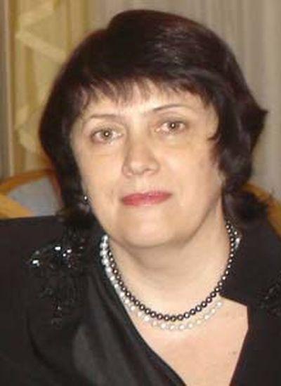 Юнусова<br /> Виолетта Николаевна