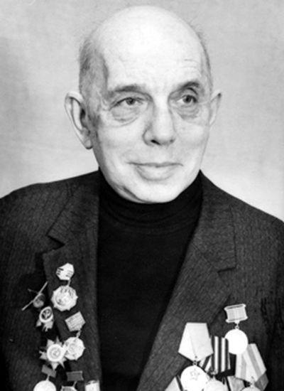 Живов<br /> Леонид Михайлович