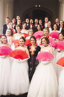 День весеннего бала Московской консерватории