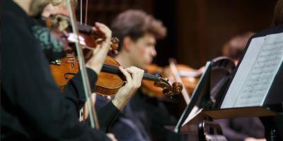 Симфонический оркестр студентов Московской консерватории