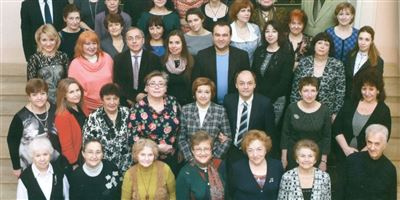 Кафедра концертмейстерского искусства