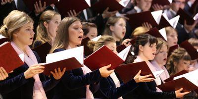 Факультет симфонического и хорового дирижирования