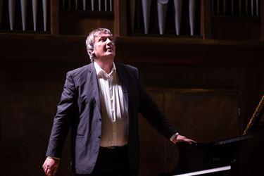 Борис Березовский (фортепиано) в Малом зале