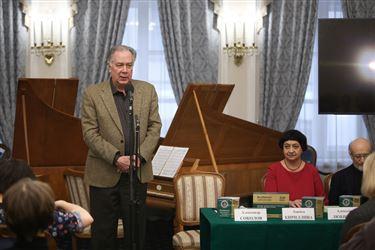 «Бетховен. Полное собрание клавирных сонат». Пресс-конференция