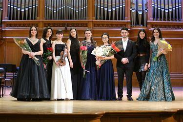 «Молодые звёзды Московской консерватории» – 2021