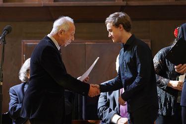 Награждение и заключительный концерт конкурса имени Н. Г. Рубинштейна