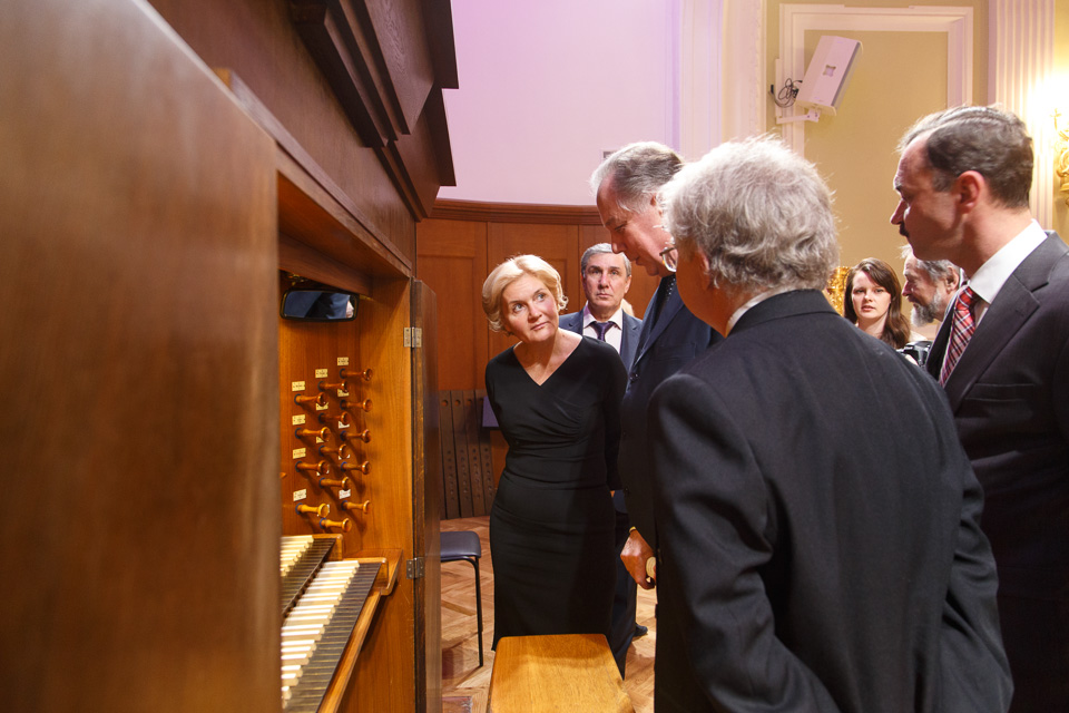 Серию концертов навстречу 150-летию московской консерватории продолжает совместный вечер профессоров