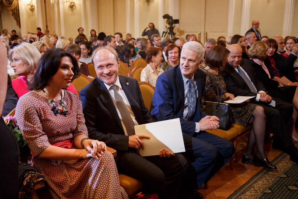 Министр культуры российской федерации владимир мединский принял участие заседании ученого совета консерватории