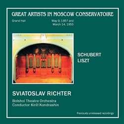 Святослав Рихтер. Записи 1955, 1957